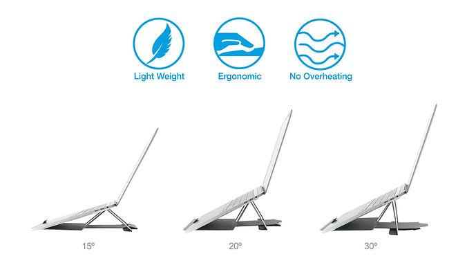 SmartGo Transform with 3 Adjustable Angles