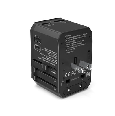 SmartGo Travel Adapter PD308 AU