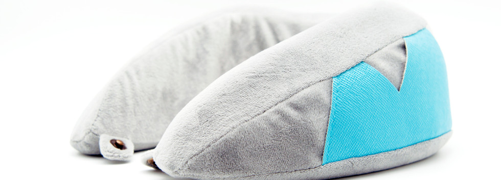SmartGo ROLL Travel Pillow