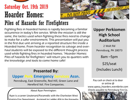 Hoarder Homes: Piles of Hazards for Firefighters