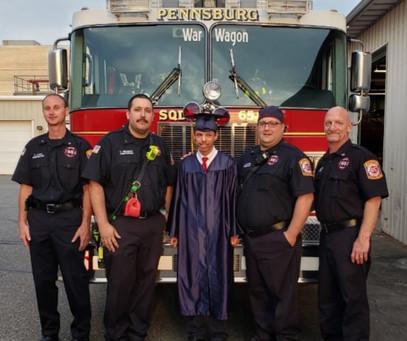 PFC Member Graduates UPHS!