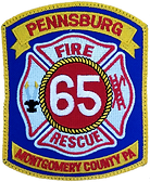 Pennsburg Volunteer Fire Company Patch