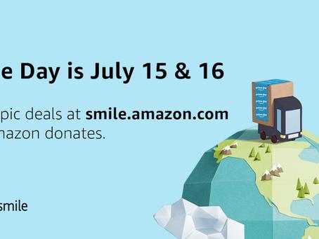 Amazon Prime Days July 15th & 16th