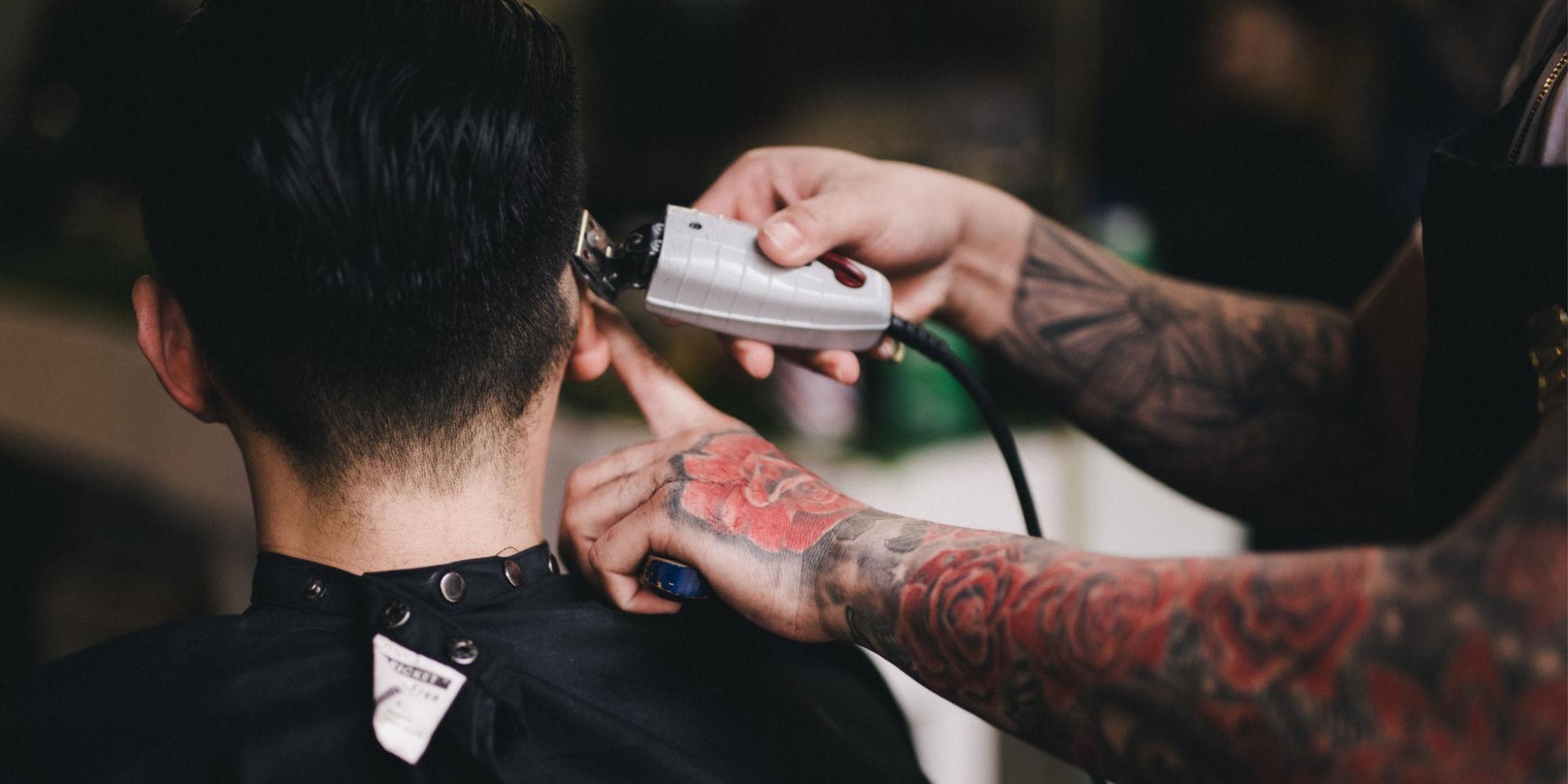 The Executive Barbershop and Salon