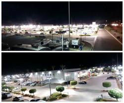 Alameda Lighting Before & After