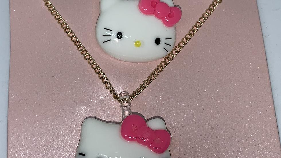 Little Diva's Hello Kitty set