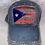 Thumbnail: Puerto Rico Flag bling hat