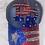Thumbnail: Super Bling Puerto Rico Flag hat