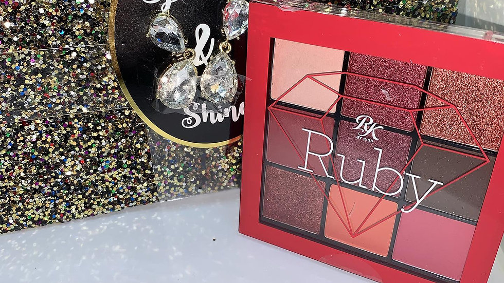 """""""Night Out"""" Glam bundle *Ruby*"""