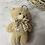 Thumbnail: Plush Teddy Keychain