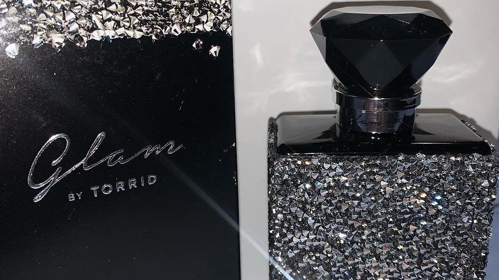 Full sized 3.3 Fl oz Glam by Torrid Eau de Parfum