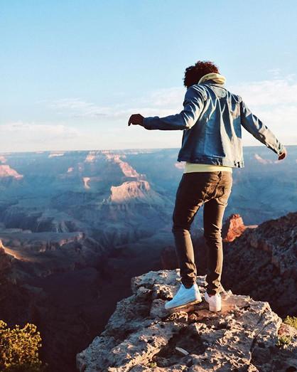 The Grand Canyon. Een van de meest ademb