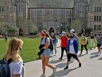 US Universities Return to On-Campus Instruction