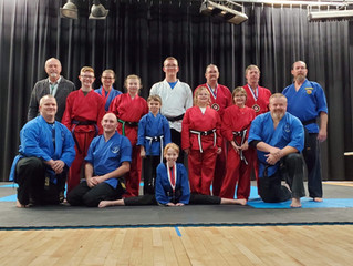 2020 New Black Belts!
