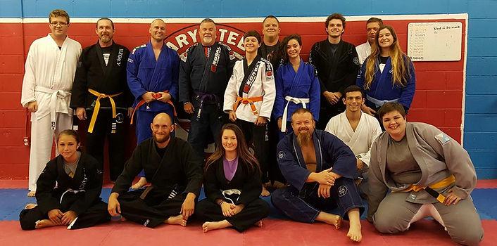 Adult Jiu Jitsu Class
