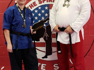 Smithville Open Karate Winners
