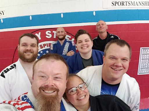 Judo at GSKS, McMinnville, TN