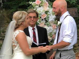 Congratulations Mr. & Mrs. Green!