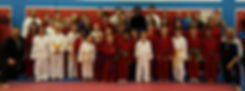 Gary Steele Karate Studio class picture
