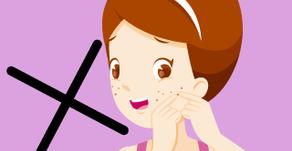 陳皮的101次靠腰  【55】粉刺一定要用擠的才會出來?洗臉會自己掉下來是假的?是眼睛業障重?