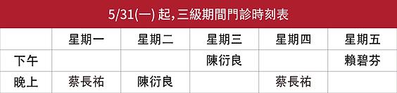 20210525門診異動.png