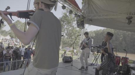Live at Africa Nouveau Festival - Kenya 2018
