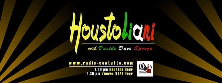 Houstoliani Radio-Contatto Dave Sponza