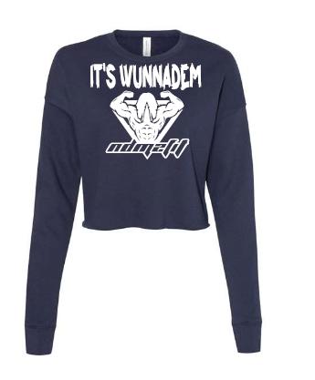 Wunnadem 2fit Crop Sweatshirt