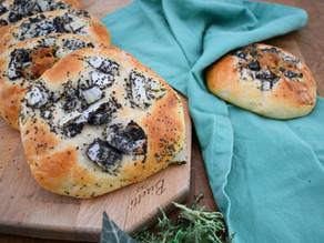 Cebularz lubelski - traditional Eastern Polish snack bread