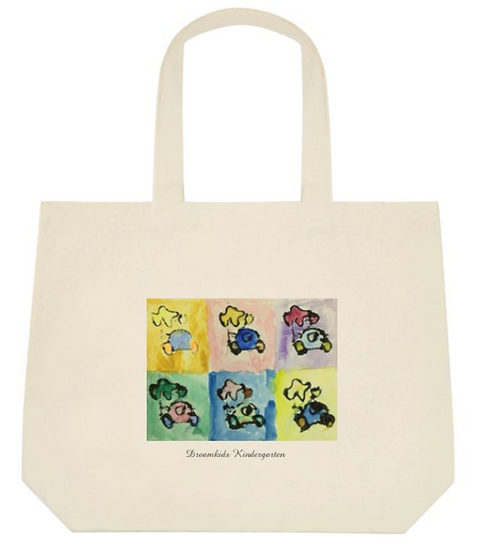 Zoom Deluxe Classic Cotton Tote Bag