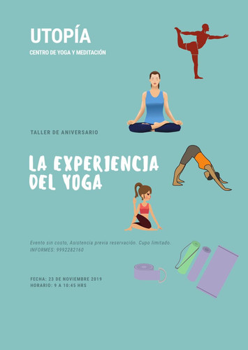 Yoga | Utopía