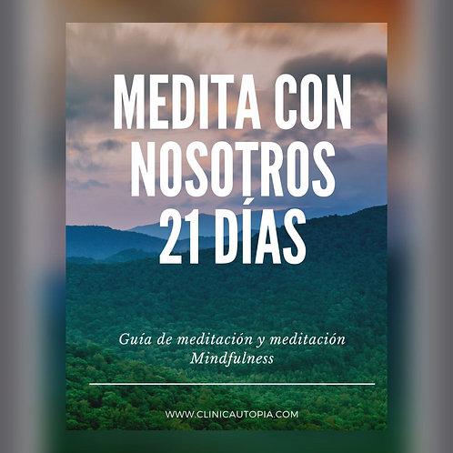 Taller Medita Con Nosotros 21 días