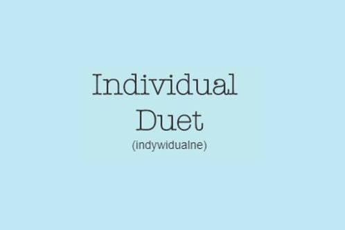Native Speaker - conversations Individual Duet
