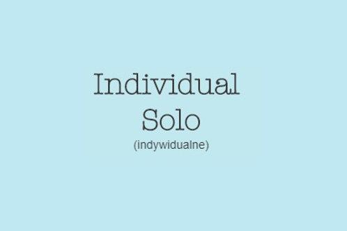 Native Speaker - conversations Individual Solo