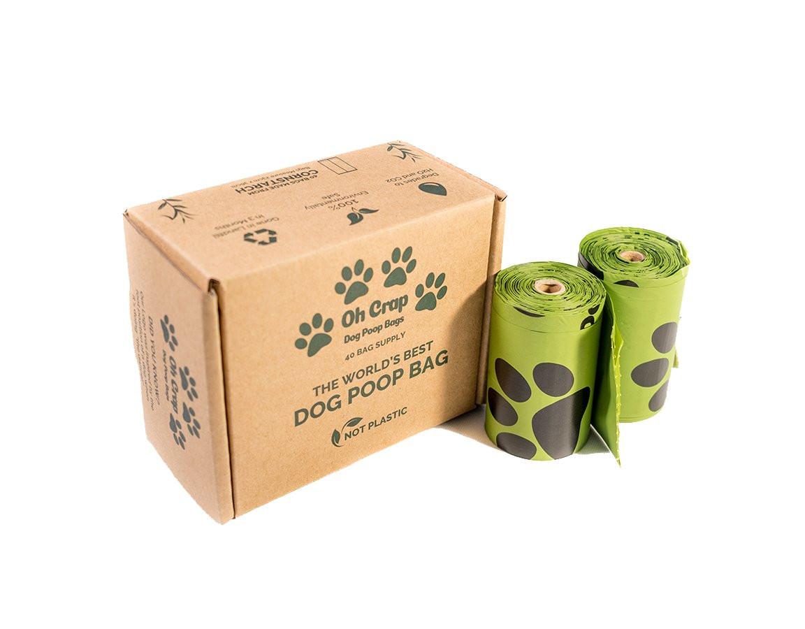 Oh Crap Dog Poop Bags