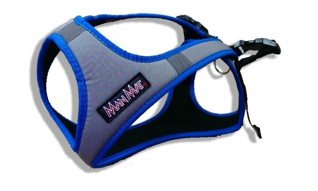 Manmat Canicross Half Leash Harness