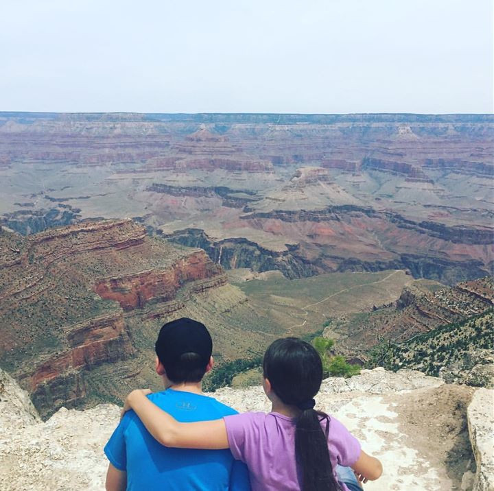My Loves, Grand Canyon, 2017