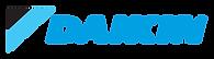 Daikin air conditioner corporate logo