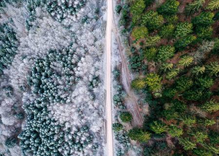 Natural Border I