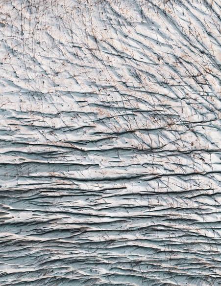 Abstract Glacier, 2019.