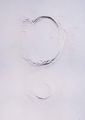 White Volcanoe, 2020.
