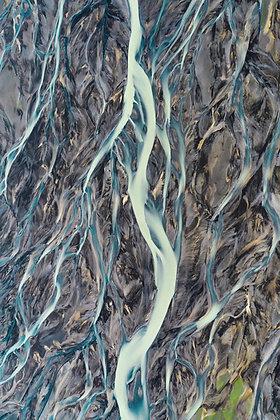 Abstract Veins, 2019.
