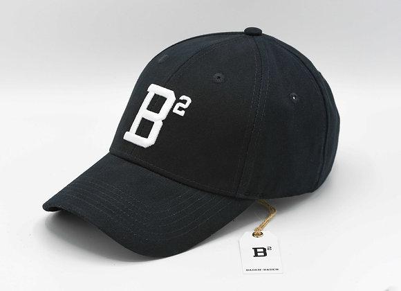 B² Basecap I Navy Blau