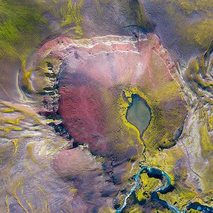 Eye Crater