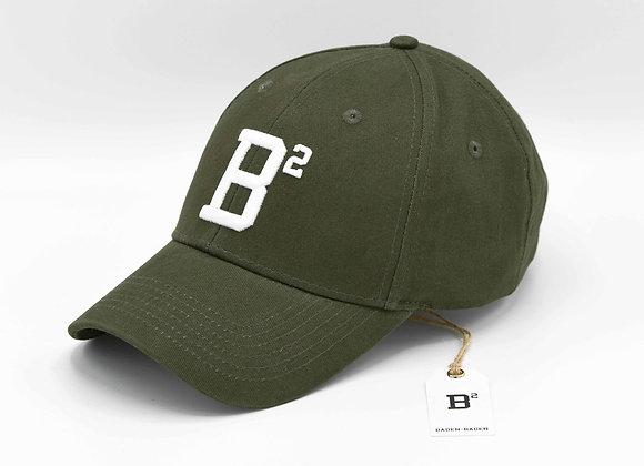 B² Basecap I Olivegrün