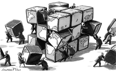 """""""Cómo las ONG dan forma a la gobernanza mundial"""", por Molly Ruhlman"""