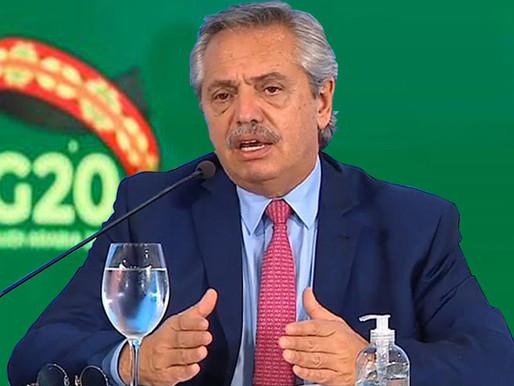 """""""G-20: de la cooperación a la solidaridad internacional"""", por Jorge Argüello"""