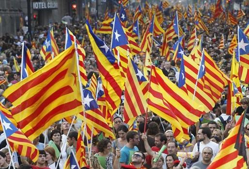 El desafío catalán