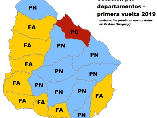 LAS ELECCIONES EN URUGUAY 2019