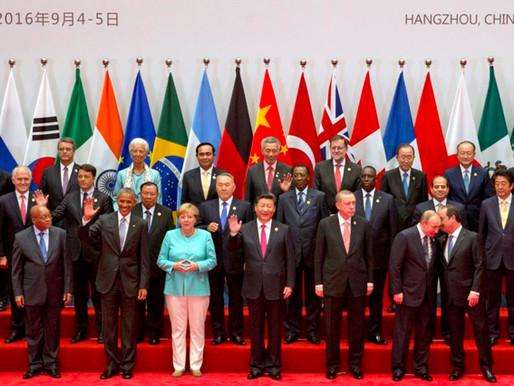 ¿Qué es el G-20?